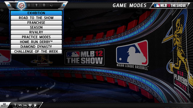 mlb12theshowPS3_MainMenu