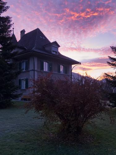 house color clouds sunrise bush thun uncool sonnenaufgang steffisburg uncool2 uncool3 uncool4 uncool5 uncool6 uncool7