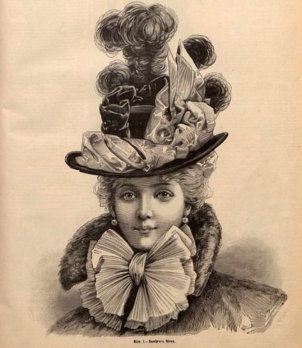021- La Última moda-revista ilustrada hispano-americana, del 6 de febrero de 1898-© MemoriadeMadrid