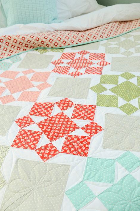On a whim quilt