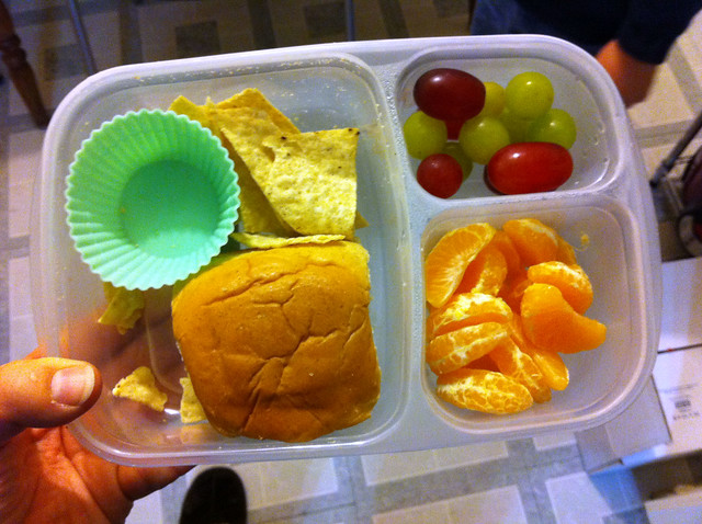 Big Kid Bento #533: After