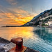 Amalfi sunset by Photos On The Road