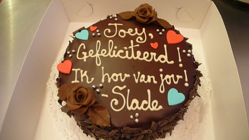 Chocolate Love Cake by CAKE Amsterdam - Cakes by ZOBOT