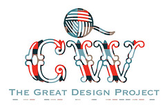 Cambria Washington Logo for The Great Design Project