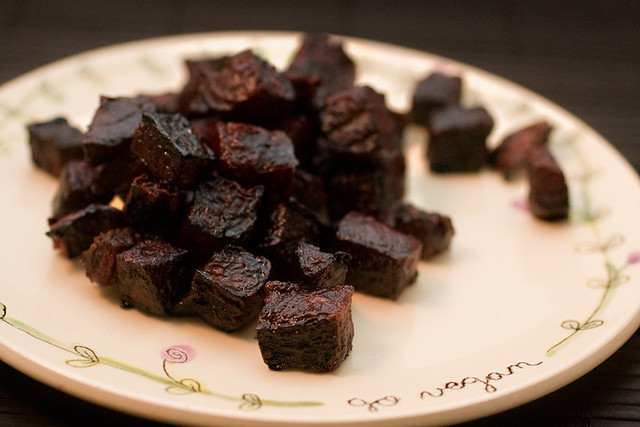 Caramelized Beets