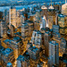 Times Square from Above #2 by RBudhu