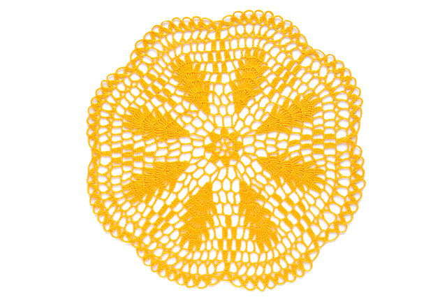 it's a doily world