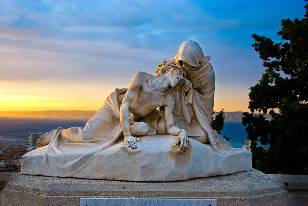 Passion of the Christ- Notre Dame De La Garde