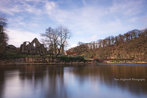 The Priory by Dave Brightwell