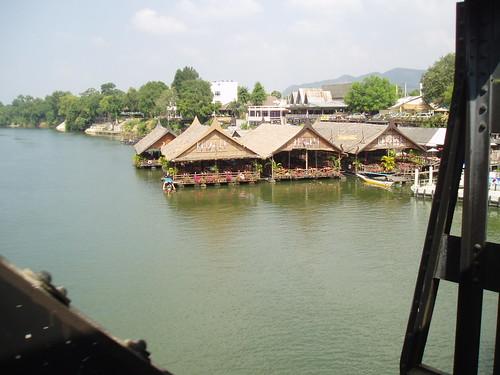 bridge river thailand kwai