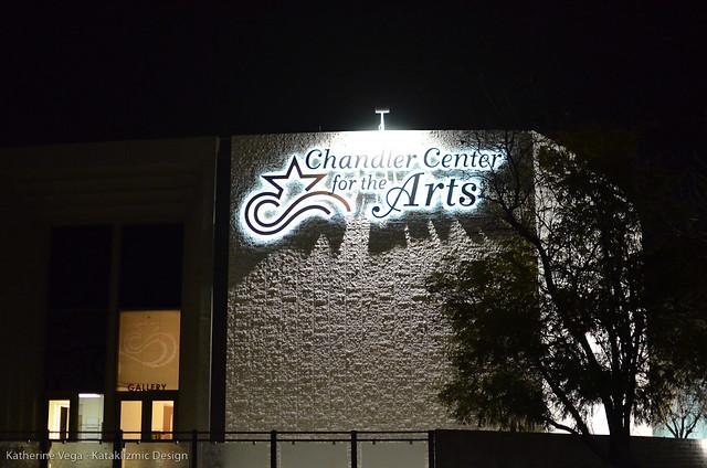 Chandler Center for the Arts - Chandler, AZ
