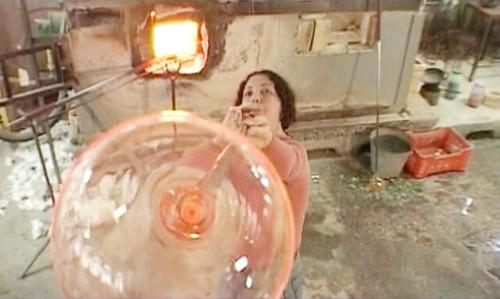 Sadika, Tunisian Glass Artist