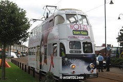 Tram 721.Tram Sunday FLEETWOOD 2