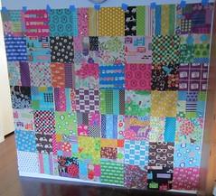 Echino Swap Squares