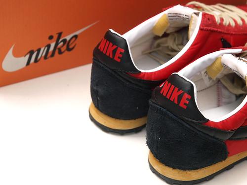 Nike / Vntg Oregon Waffle QS