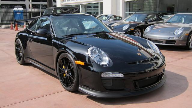 Porsche GT3 RS002