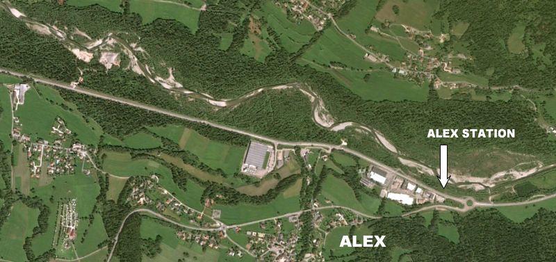 alex air map