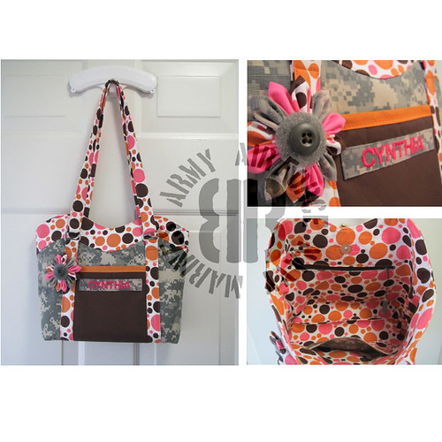 Decked Out Battle Betty Bag
