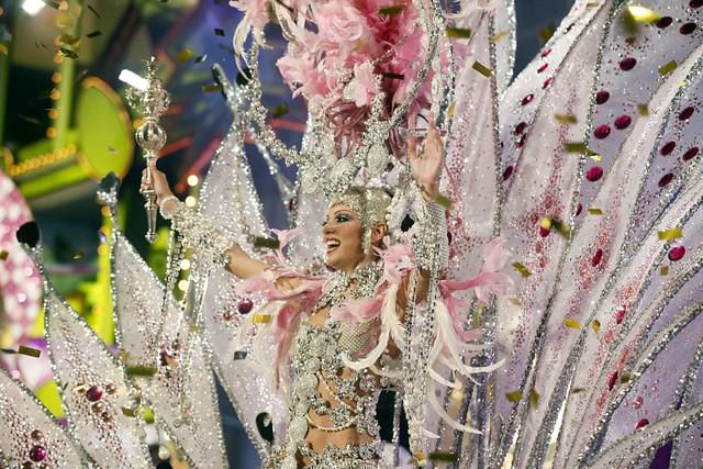 Laura Medina, Reina del Carnaval 2012