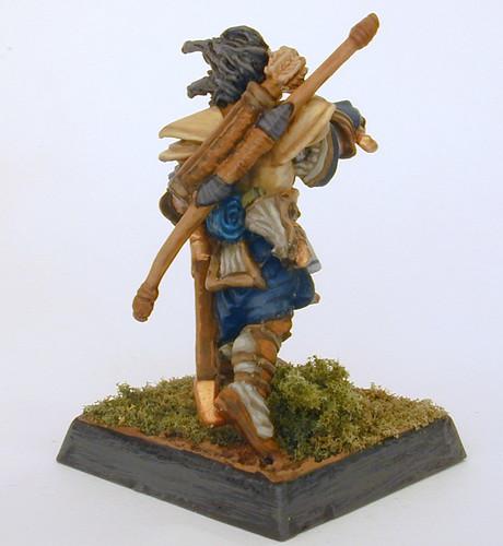 Valeros Pathfinder Miniature Little Lead Her...