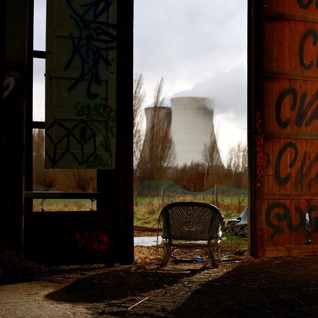Doel kerncentrale / nuclear plant #2