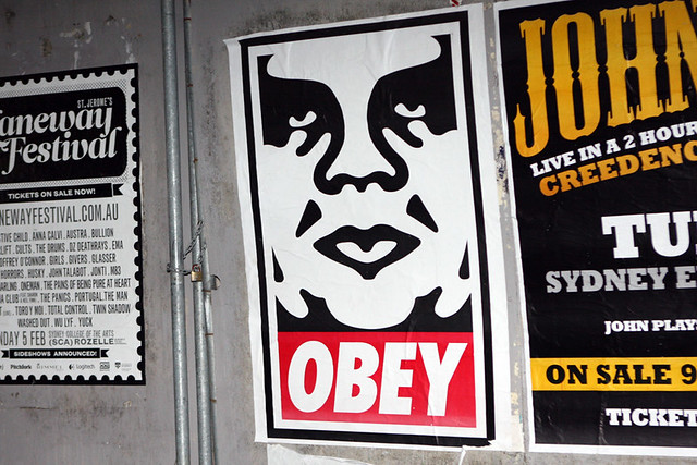 Andre Giant - Obey