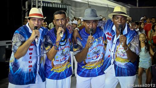 Escola de Samba  Estrela do 3º Milênio by kassá