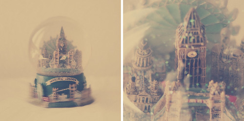 London in my mind by Vanina Vila {Photography}
