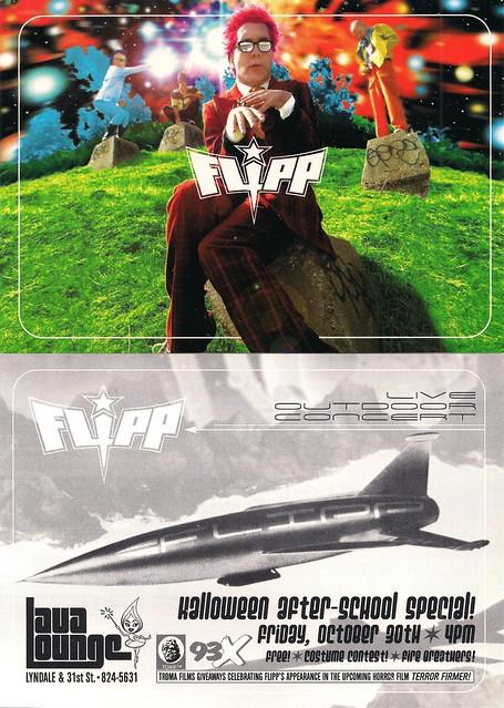 1998-10-30 Lava Lounge Postcard