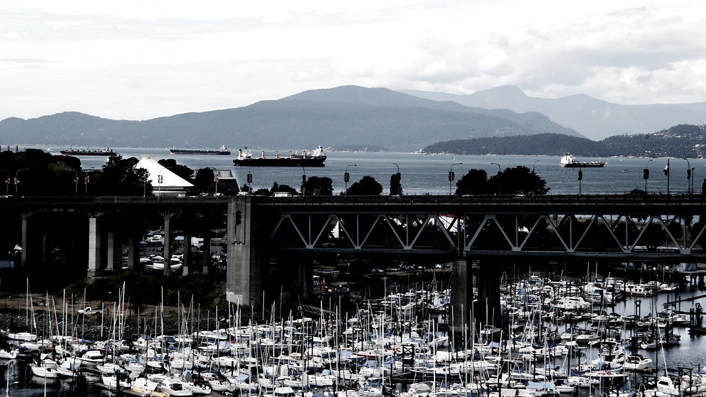 Vancouver 2009 8 by Errant Dabbler