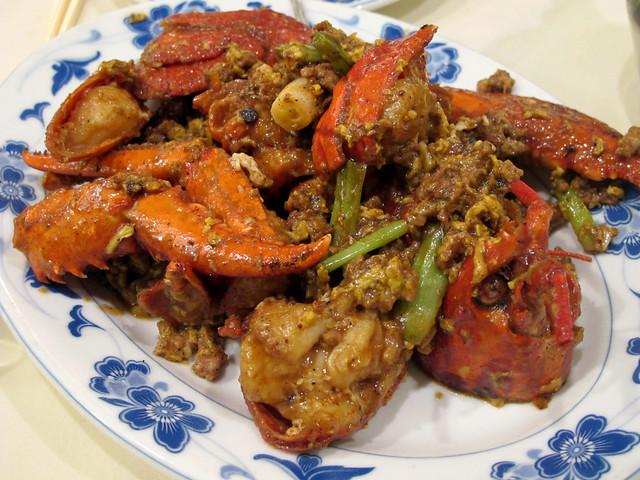 seafood in munnar