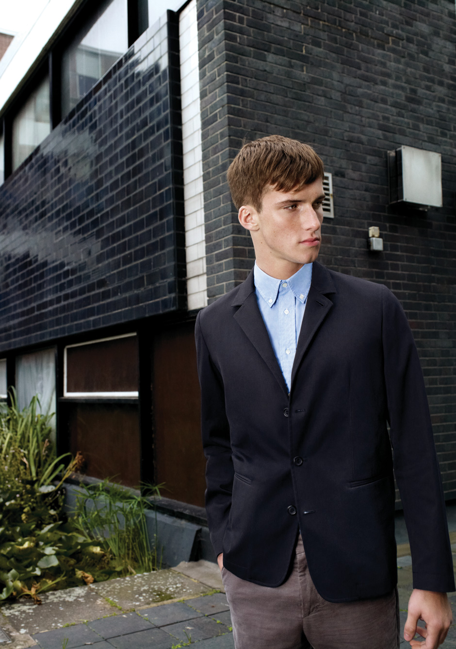Johnny George0029_FRED PERRY SS12