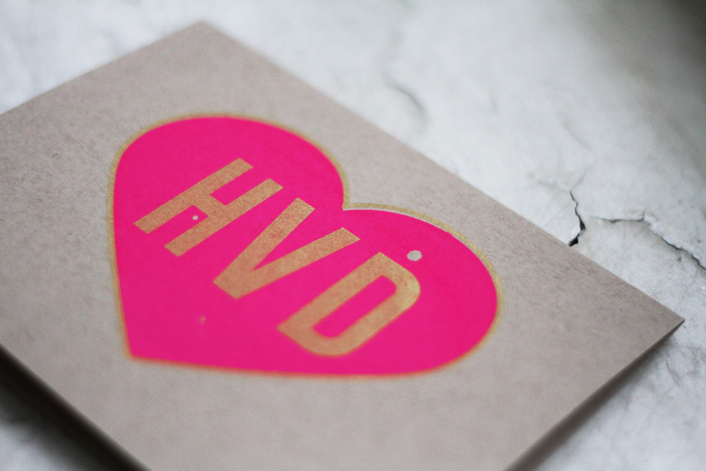 HVD Valentine