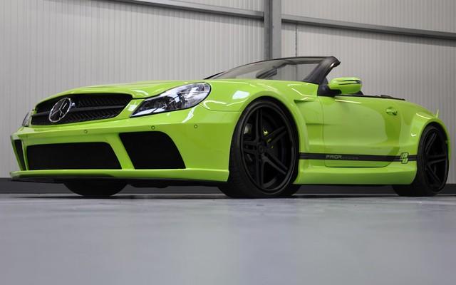 Prior Design Mercedes SL PD-BlackEdition