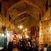 Inside Bazar-e Vakil in Shiraz, Iran