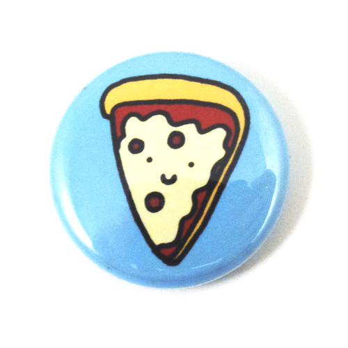Yummy Pizza Button