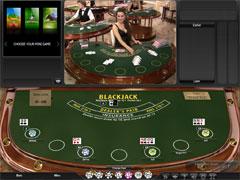 Multi-Player Live Blackjack
