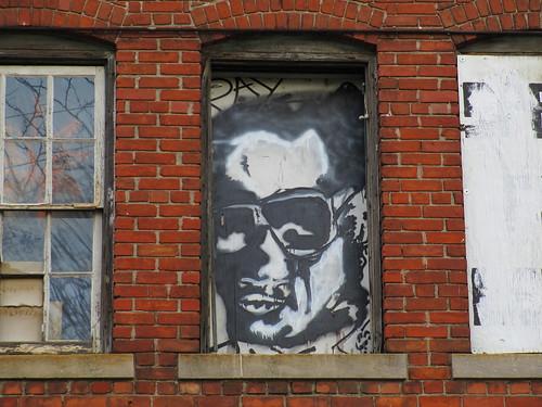 Ray Charles Window