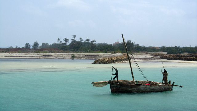 Beaches in Dar Es Salaam