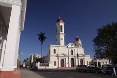 Streets in Cienfuegos