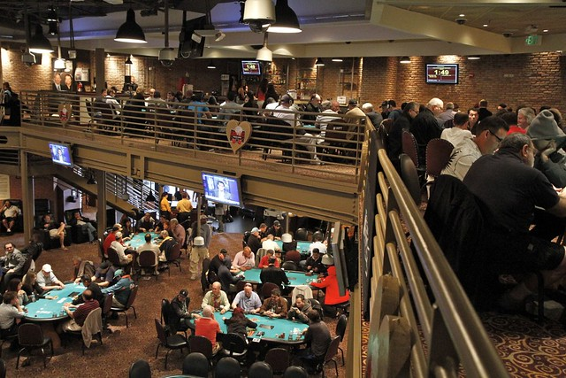 2590 Hard Rock Poker Room