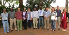 Animal health theme planning meeting participants, 11-12 March 2014