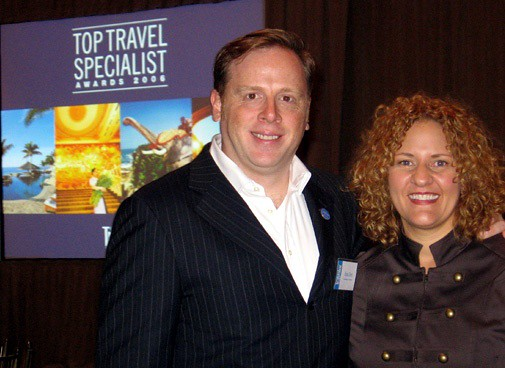 CNT Top Travel Specialist 2006