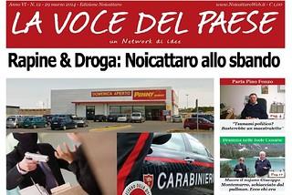 Noicattaro. Prima pagina n. 12-2014 front