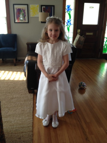 first holy communion Cora