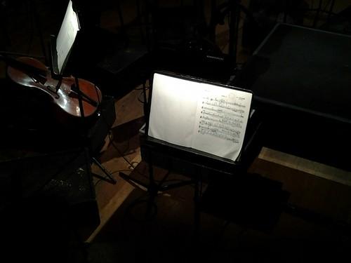 La Bohème, primo violino: Venezia 19 aprile 2014