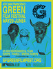 2014 San Francisco Green Film Festival ~ Mini Poster by San Francisco Green Film Festival