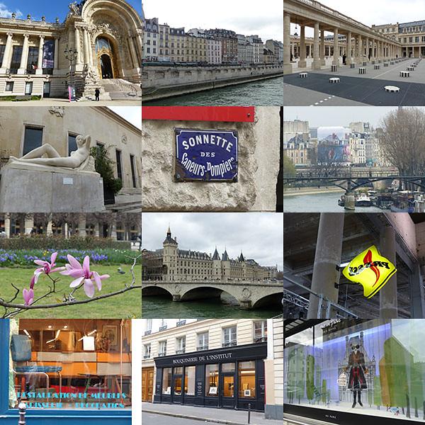 mosaïque Paris Printemps 2016