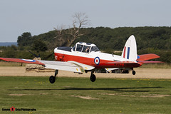 G-BWMX WG407 67 - C1 0481 - Private - De Havilland Canada DHC-1 Chipmunk 22 - Little Gransden - 070826 - Steven Gray - IMG_2540