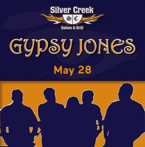 Gypsy Jones 5-28-16